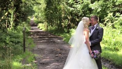 Matthew & Lorna - The Glyn Clydach Coach House Neath