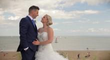 Lee & Jo - Oxwich Bay Hotel, Gower Wedding