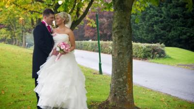 Kirk & Ceri's Wedding Video GreenMeadow Golf & Country Club Cwmbran