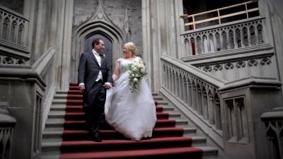 Martyn & Clair - Margam Orangery Wedding